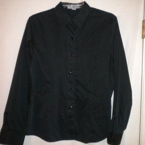 Foxcroft Women Size 10 Wrinkle Free Shirt
